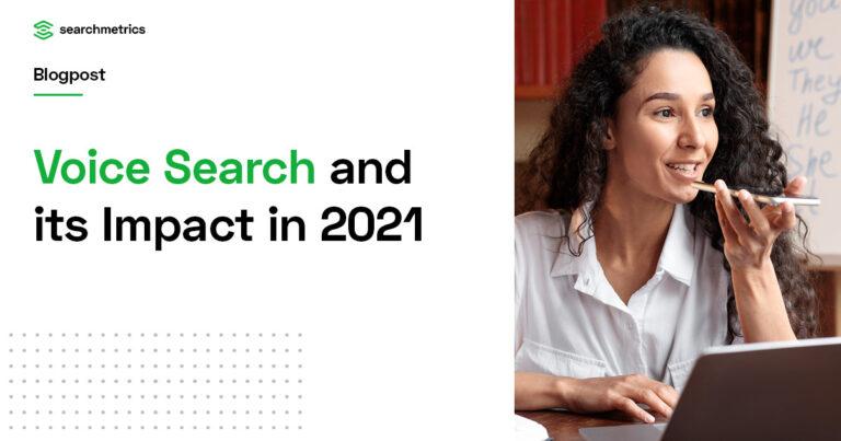 Estrategia SEO: búsqueda por voz y su impacto en 2021