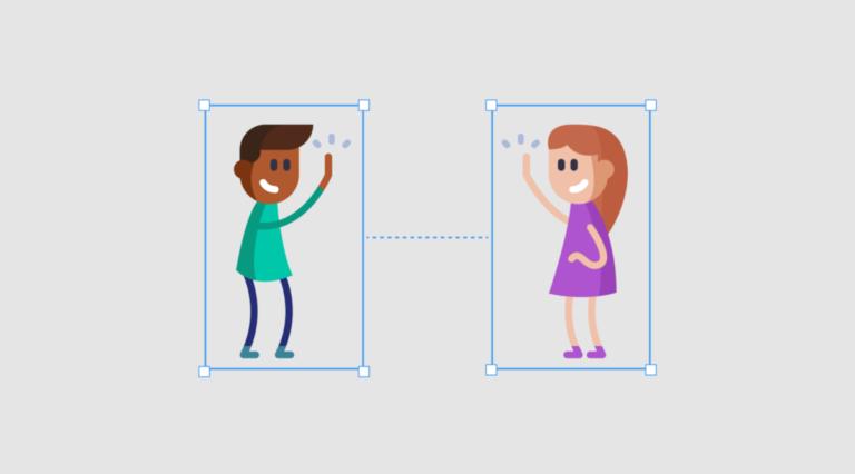 Hoja de trucos de la interfaz de usuario: Construyendo amistades |  Tess Gadd |  Agosto 2021