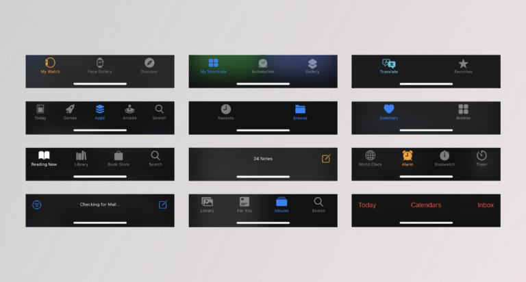 Estilos de navegación de iOS y cuál elegir en las aplicaciones  |  Ali CHORAK |  Agosto 2021
