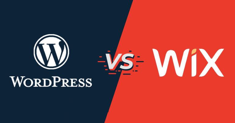 Comparación de Wix y WordPress: ¿Cuál es mejor para SEO?