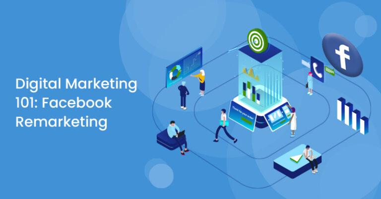 Marketing digital 101: remarketing para Facebook