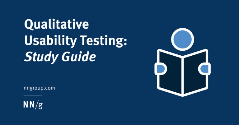 Pruebas de usabilidad de calidad: un tutorial