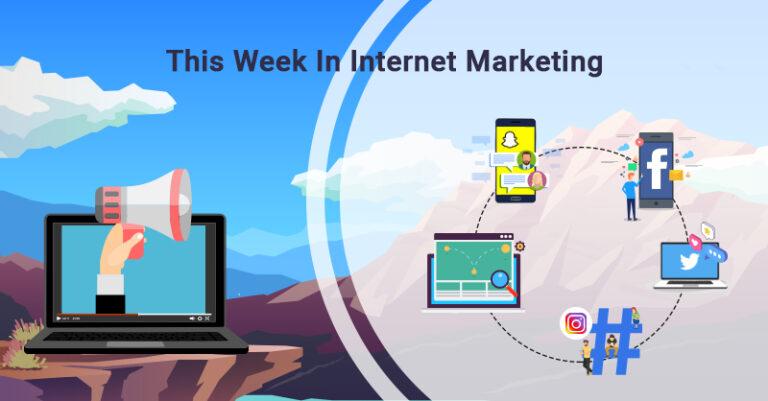 Esta semana: ¡Snapchat, Facebook, Twitter y más!