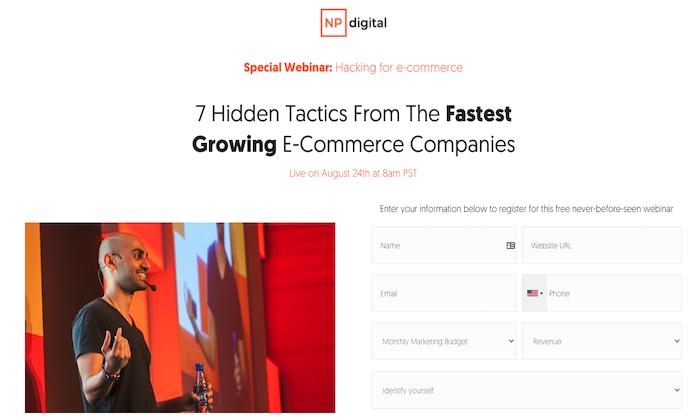 7 tácticas ocultas de las empresas de comercio electrónico de más rápido crecimiento