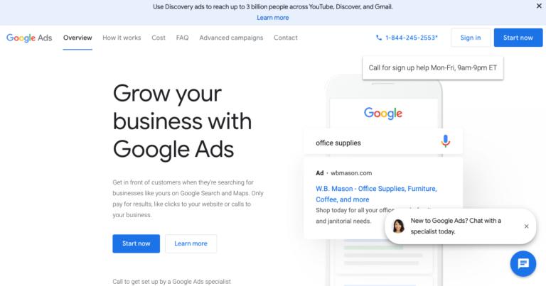 Google está consolidando campañas de display inteligentes y campañas de display estándar