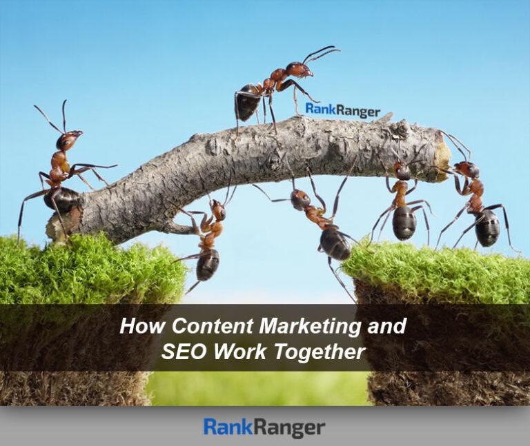 Cómo funcionan juntos el marketing de contenidos y el SEO