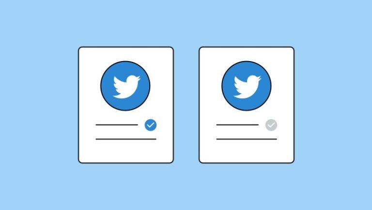 Cómo funciona la validación de Twitter en 2021