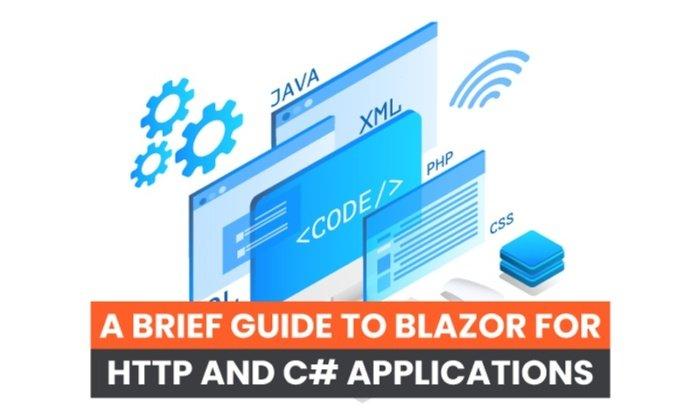 Guía de inicio rápido de Blazor para aplicaciones HTTP y C #