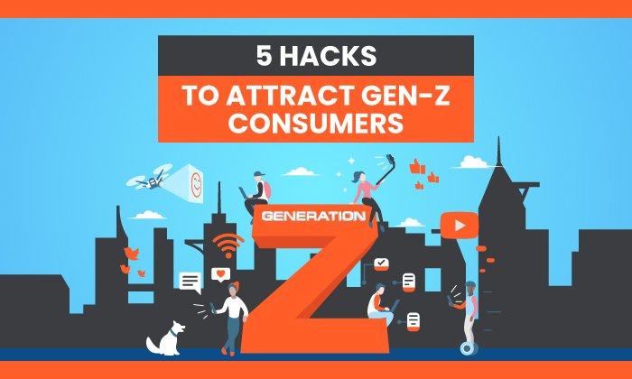 5 trucos para atraer consumidores de la Generación Z