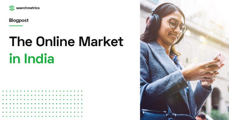 Mercado online en India