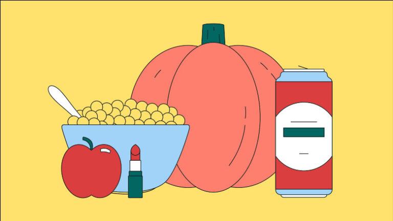 5 conclusiones de marketing de temporada de la fiebre del sabor otoñal