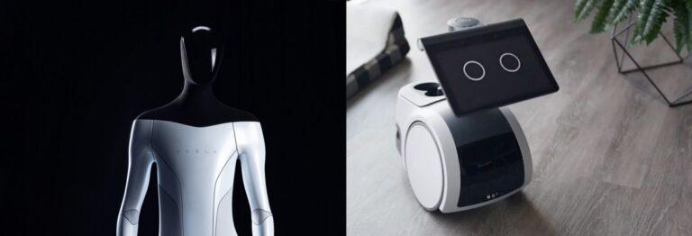 Por qué Tesla Bot y Amazon Astro muestran que el futuro del diseño de interacción está aquí |  Leon Zhang |  Octubre de 2021