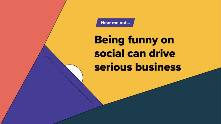 La diversión en las redes sociales puede impulsar negocios serios