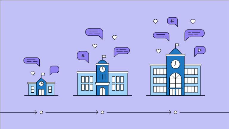 Cómo evolucionaron las redes sociales en la educación superior en Europa