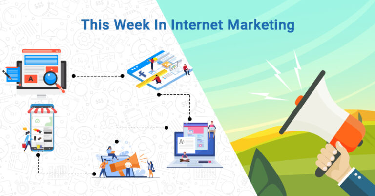 Esta semana: Tendencias de Google, marketing de contenidos, Instagram y más.