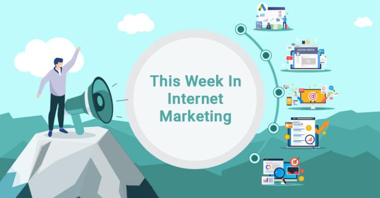 Esta semana: Google Ads, Inbound Marketing, PPC y más.
