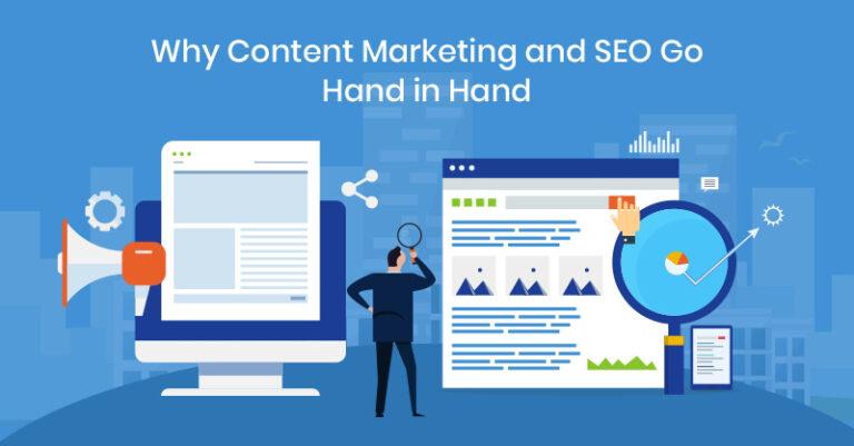 Por qué el marketing de contenidos y el SEO van de la mano