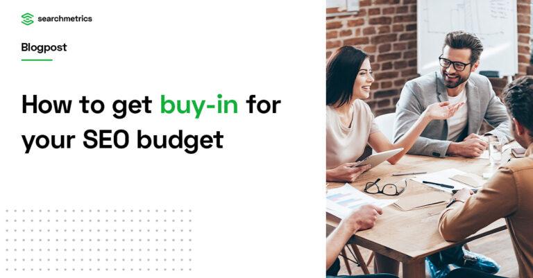 ¿Cómo obtengo una tarifa de entrada a mi presupuesto de SEO?