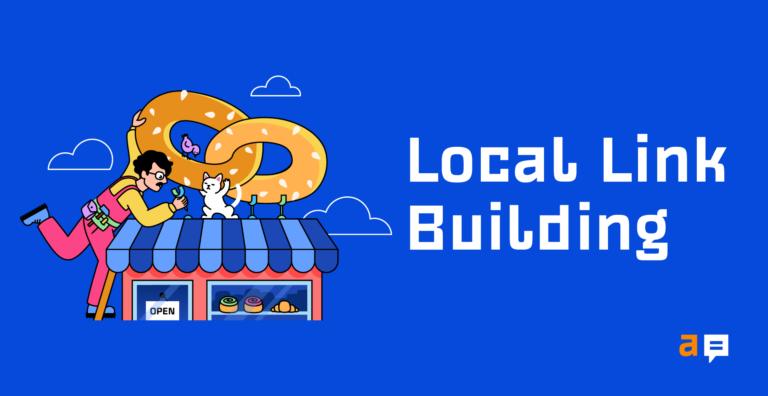 9 tácticas fáciles para construir enlaces locales