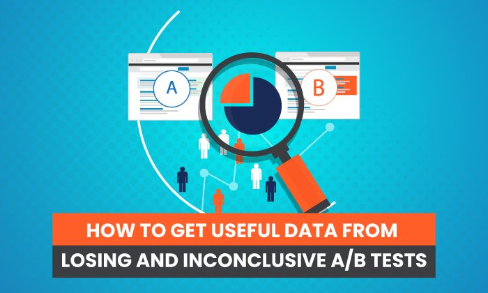 ¿Cómo obtener datos útiles de pruebas A / B ambiguas y perdidas?